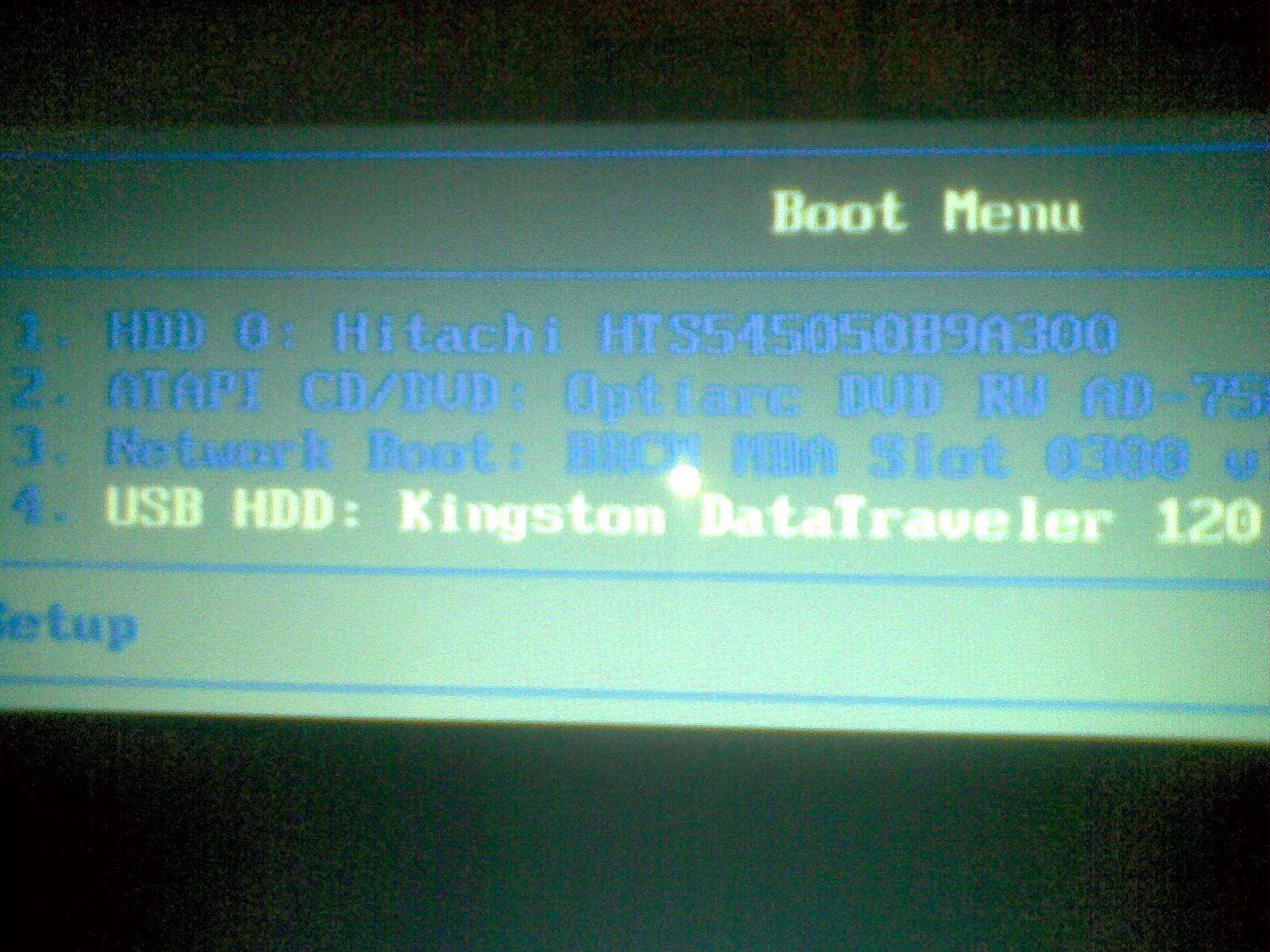 cara install ulang windows 7 ultimate