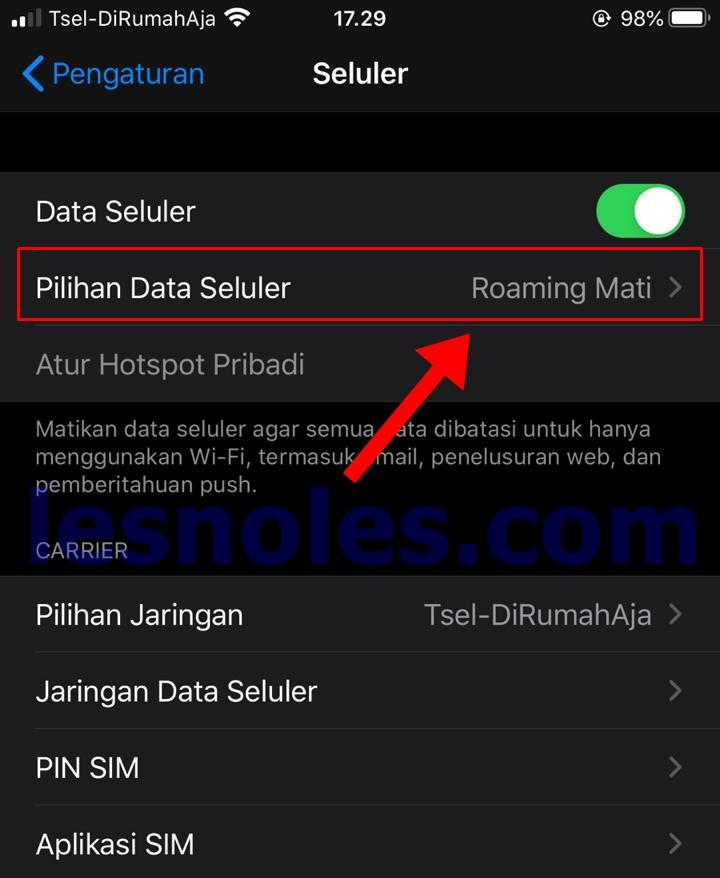 Cara Mudah Aktifkan Jaringan 4G LTE di Iphone Semua Tipe