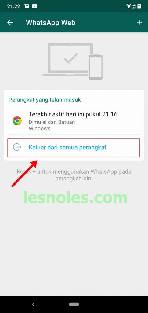 Cara Menggunakan WhatsApp Web di Laptop/Komputer