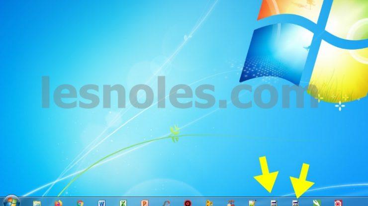 Cara Mudah Memperbaiki Icon Aplikasi Yang Rusak di Windows 7