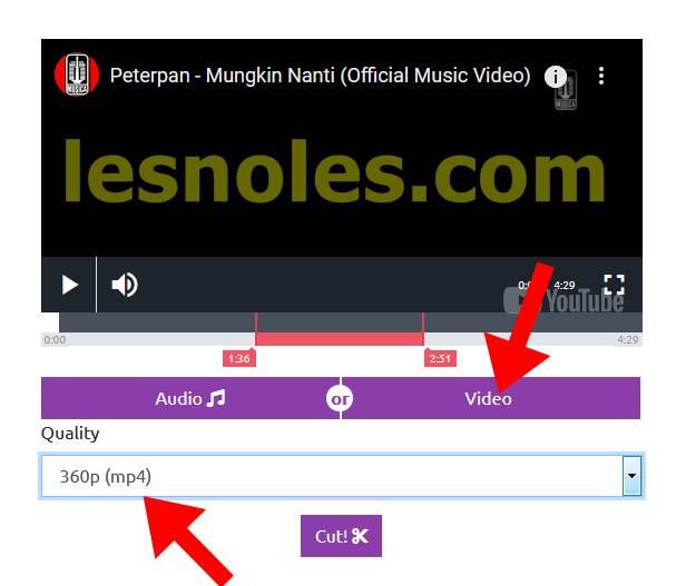 Cara Termudah Download Video Youtube di Menit Tertentu Tanpa Aplikasi