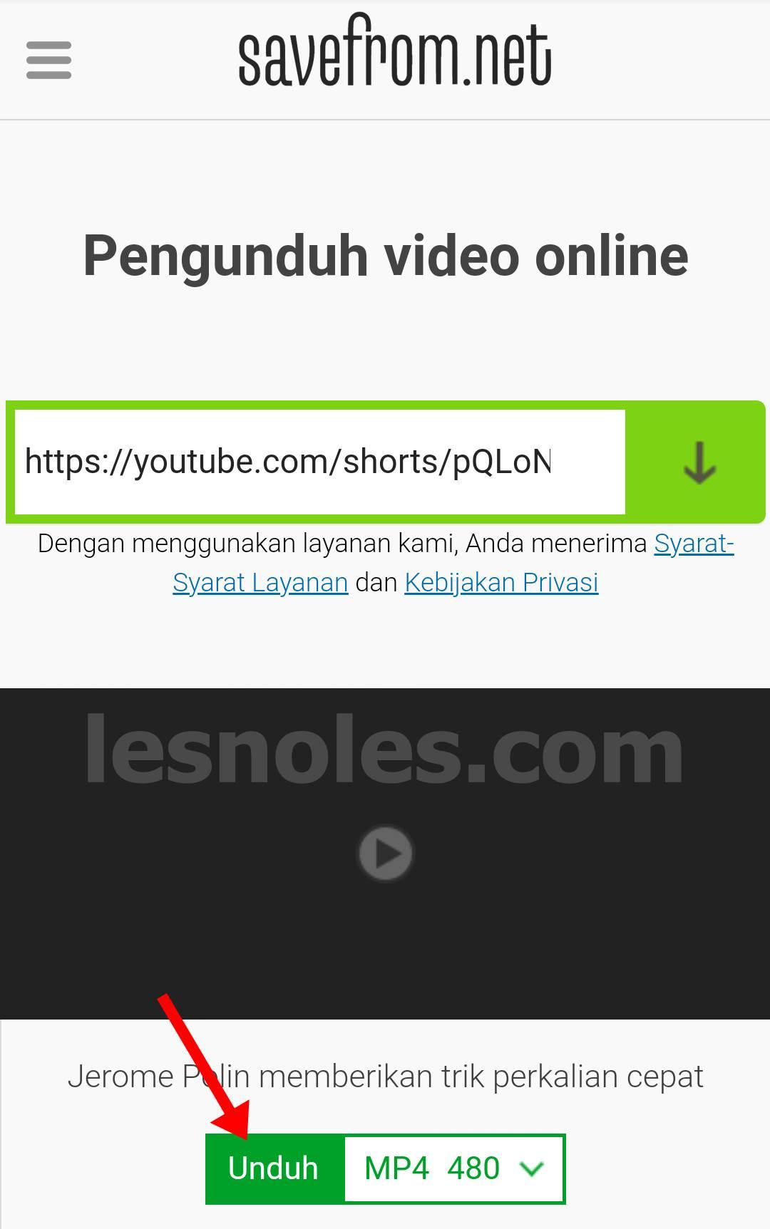 Cara Jitu Download Video Story Youtube dengan Mudah