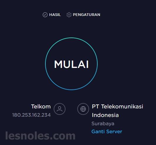 Cara Cek Kecepatan Internet Wifi Rumah dengan Mudah