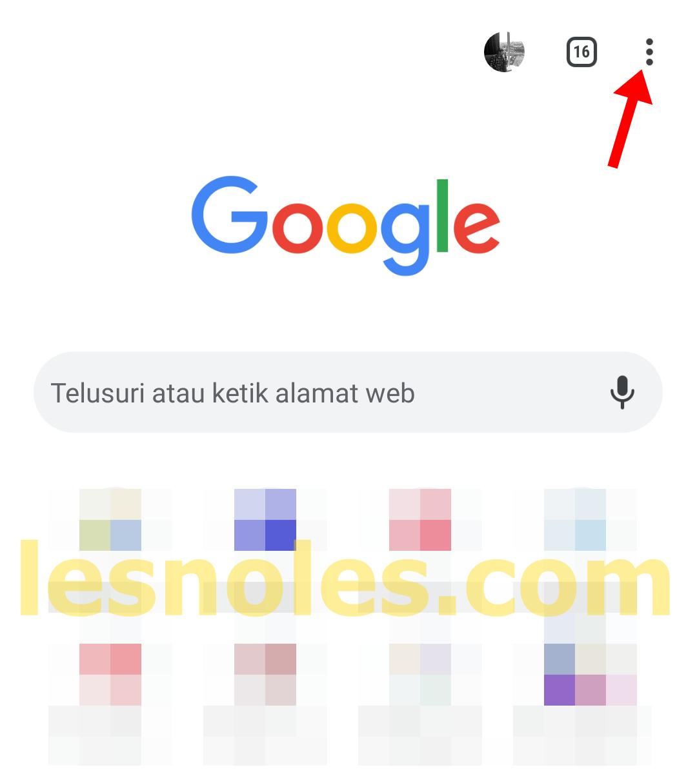 [ Google Chrome] Cara Hapus Cache, Cookie dan Histori Penjelajahan
