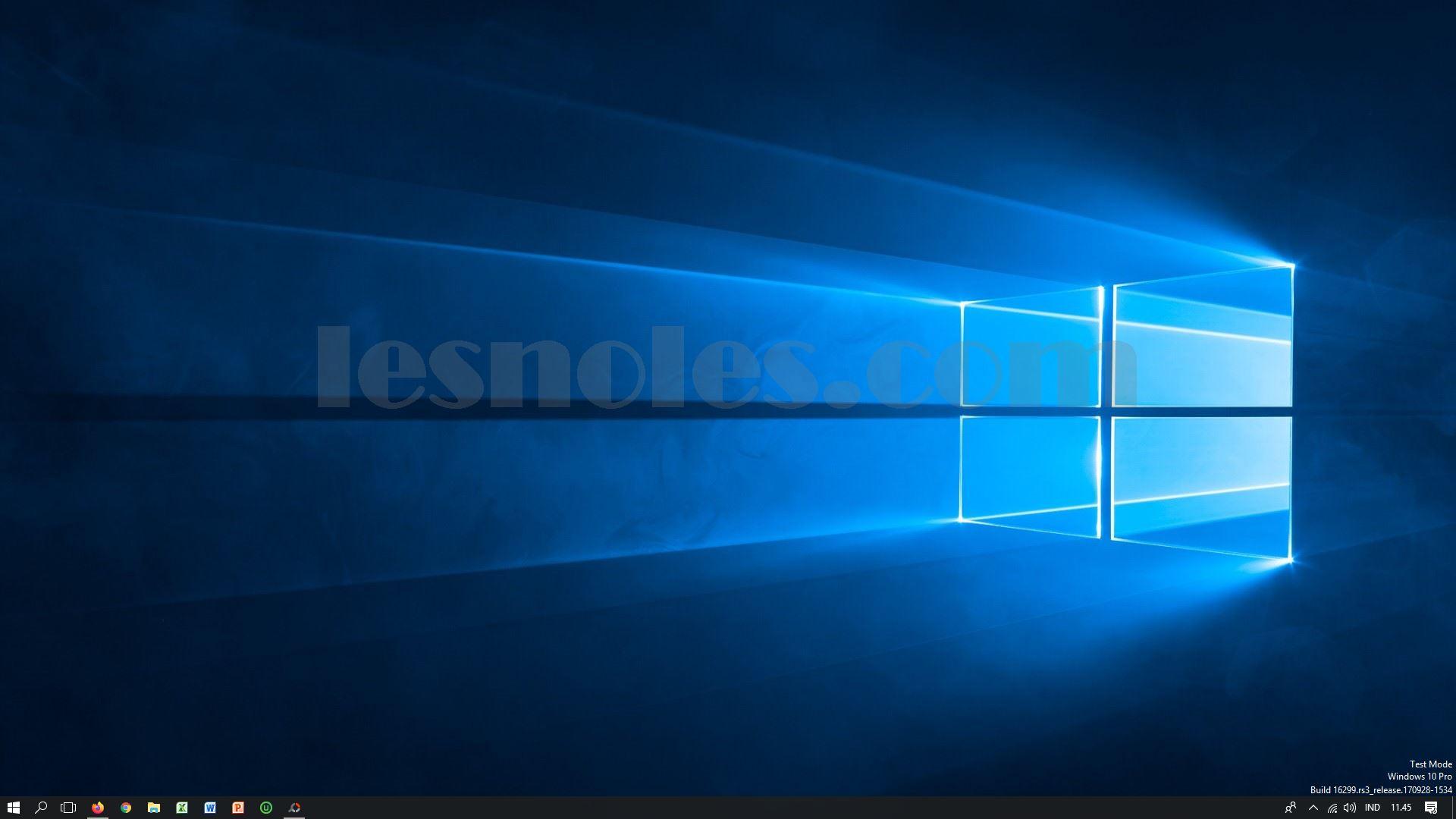 "Cara Menghilangkan Bacaan ""Test Mode"" di Pojok Kanan Bawah Windows 10"