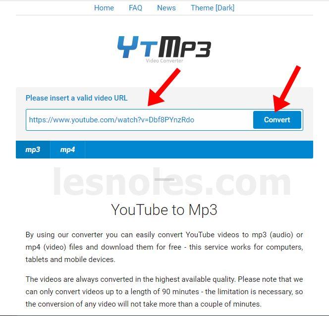 Cara Download Youtube Jadi Format Mp3 dengan Mudah Tanpa Aplikasi