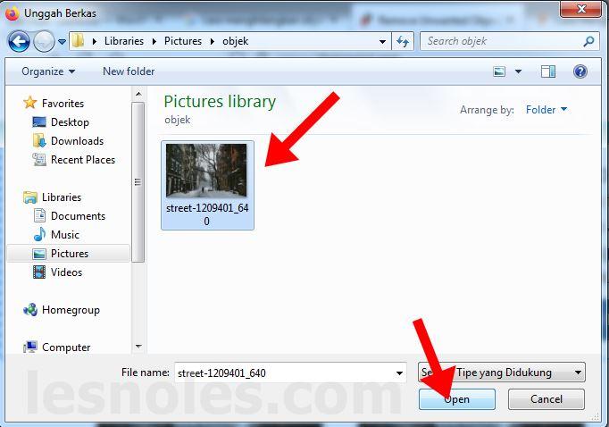 Cara Menghapus Objek Yang Tidak Diinginkan di Foto Tanpa Aplikasi